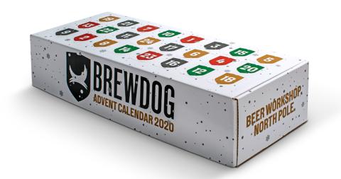 BrewDog is launching their very own beer advent calendar!