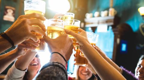 New Study Reveals Which Country Drinks The Most Alcohol... And It Might Not Be What You'd Expect