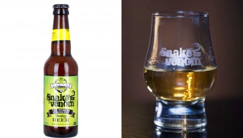 This is the world's strongest beer and it's 'not for the faint-hearted'