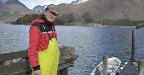 This Fisherman From Norway Found A Rather Peculiar Object In A Cod's Stomach