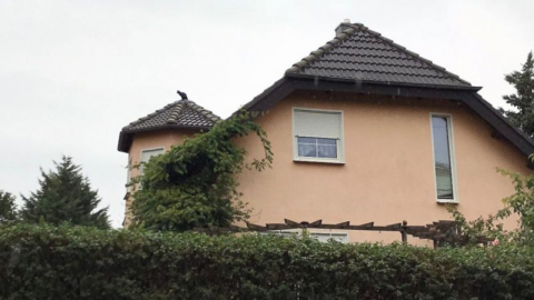 The hell house of Teltow: German police discovered atrocities behind the walls of this house