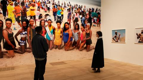 Photographer Zanele Muholi gives us an intimate look into South Africa's LGBTQI+ community
