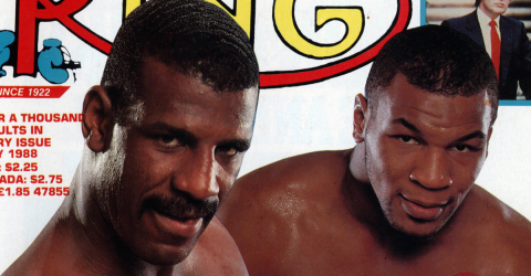 This Is What Really Happened In The Locker Room Before Mike Tyson Knocked Out Michael Spinks