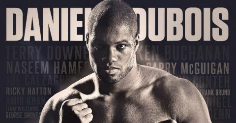 The 22-Year-Old Boxing Pro Daniel Dubois Brutally Knocks Out His Opponent In Round One And Remains Undefeated (VIDEO)