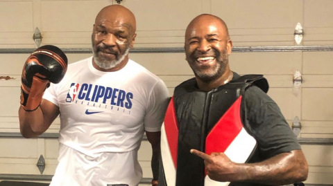 'Iron Mike' Tyson Is Making a Return to the Ring and He's Looking Better Than Ever