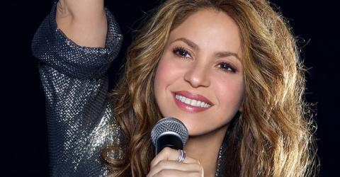 Shakira Is Unrecognisable In This Footage Taken Before She Got A Nose Job