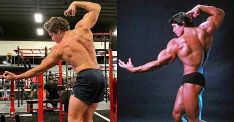 Meet Joseph Baena, Arnold Schwarzenegger's Unknown Son and His Spitting Image