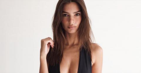 Emily Ratajkowski Unveiled The Best-Selling Ultra Sexy Outfit From Her Clothing Line