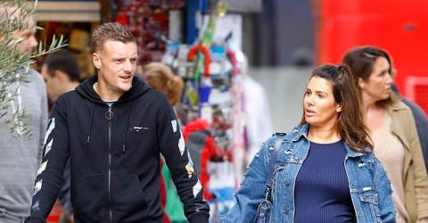 Police Show Up At Jamie And Rebekah Vardy's Mansion After She Received Death Threats Over Coleen Rooney Scandal