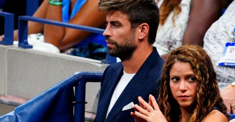 A Mysterious Message Feeds Rumors That Shakira And Piqué Are Splitting
