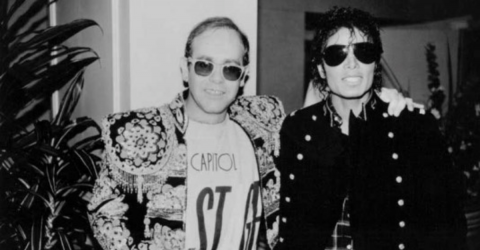 Elton John Reveals Touches On Experiences With 'King Of Pop' Michael Jackson In His New Autobiography 'Me'