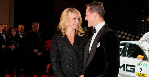 Michael Schumacher's Wife Recently Gave A Moving Interview He Was Placed In A Medically Induced Coma