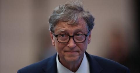 A Frenchman Topped Bill Gates To Become The World's Second-Richest Person