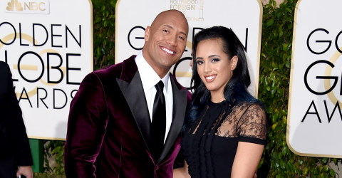 Dwayne 'The Rock' Johnson's Daughter Simone Is Set To Continue The Family Legacy
