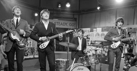 This Guitar That Was Previously Owned by a Beatle Is Worth a Staggering Amount of Money