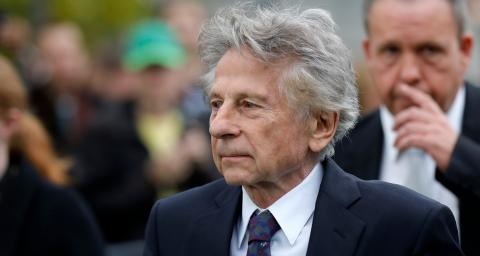 What is famed director Roman Polanski is really accused of?