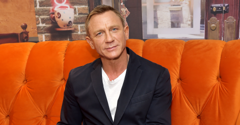 Daniel Craig dishes on his struggles with anxiety