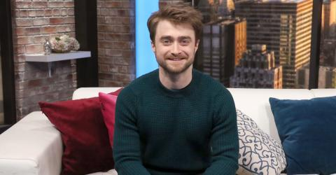 Daniel Radcliffe reveals truth behind his 'Coronavirus scare'