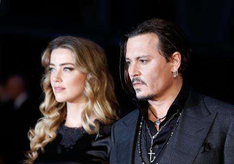 Johnny Depp Discusses Injuries He Sustained From Amber Heard in New Footage From Deposition