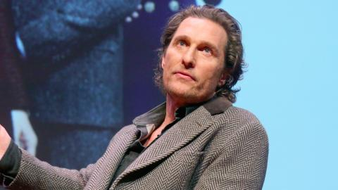 Matthew McConaughey's Father Died… While Having Sex