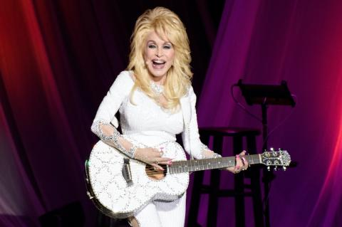 Dolly Parton to make a comeback in Playboy magazine