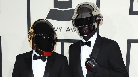 Daft Punk split up, but who were the men behind the masks?
