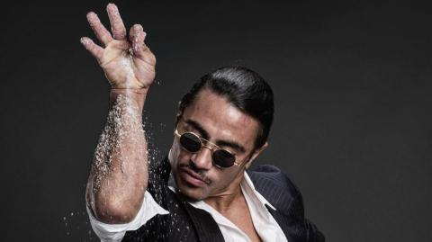Salt Bae is opening London restaurant that will sell 24-Carat gold steaks
