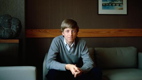 Biographer reveals Bill Gates' wild sexcapades when he was a bachelor