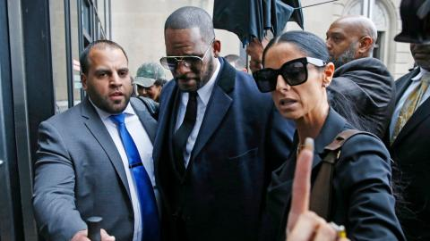 R. Kelly trial: Physician confirms singer has been receiving STD treatment for decades