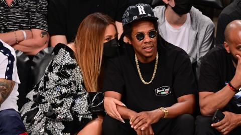 Jay-Z and Beyoncé become first Black power couple to grace Tiffany campaign