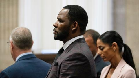 R. Kelly trial: Former assistant reveals how the singer punished those who broke 'Rob's rules'