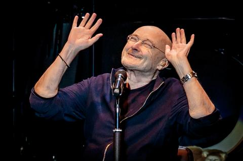 'I was very close to dying' - Phil Collins gives harrowing updates on his health