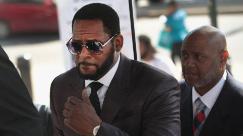 R. Kelly trial: Victim reveals singer starved her for days before assaulting her