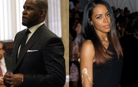 R. Kelly trial: Witness says she caught singer in a 'sexual situation' with underage Aaliyah