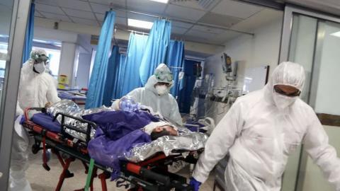 This is what doctors found in the bodies of deceased COVID patients
