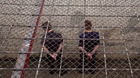'We'll Be Back': Two Italian Prisoners Escapees Leave Guards a Promising Note