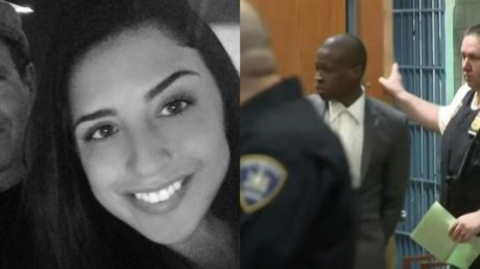 A Murderer's Outrageous Gesture In The Face Of His Victim's Family In Court