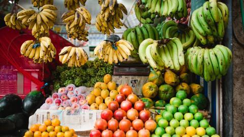Police found 21 kilos of cocaine hidden in banana shipment