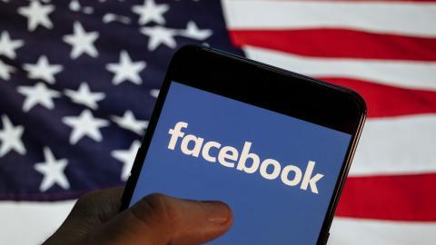 Major Facebook data leak jeopardises 553 million users