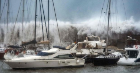 Nine Dead And More Missing As Storm Gloria Rages On In Spain