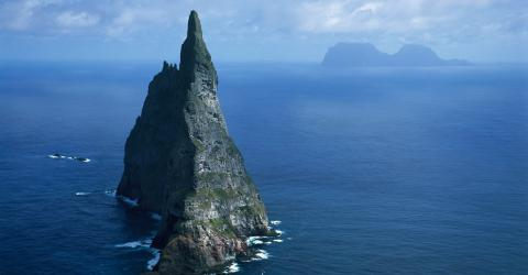 This Seven Million Year Old Island Is Home Only to Stick Insects