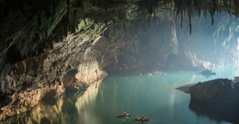 This Mystic River In Laos Is Hiding An Unbelievable Secret