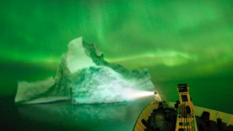 Northern Lights May Have Played a Role in the Sinking of the Titanic