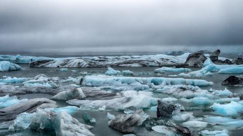 Recent NASA images illustrate the devastating effect of climate change