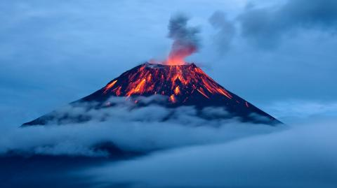 Super Volcanoes are much more likely to wipe us out than asteroids
