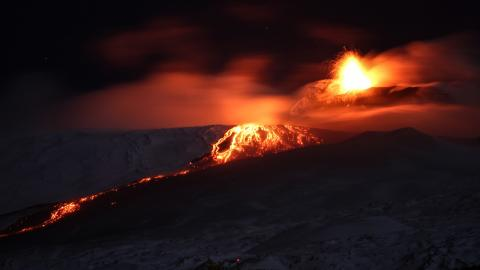 Mount Etna just erupted, and you won't believe how violent it was