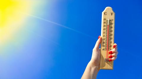 New world heat record set in blistering Iran and Mexico