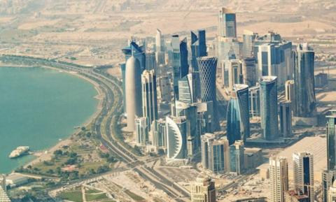 Faced with extreme temperatures, Qatar is air conditioning its streets