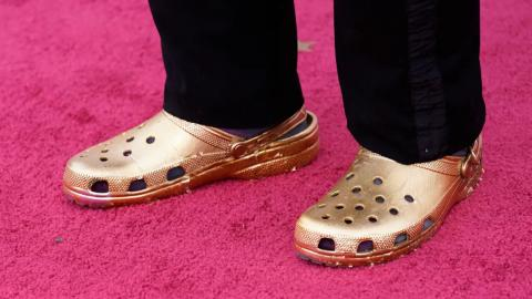 Crocs are making a massive come back with sales increasing by 65% in the last year