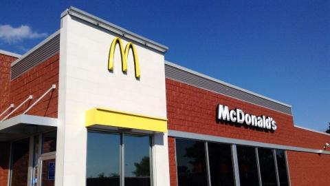 A Couple Found This Shocking Message On Their McDonald's Receipt